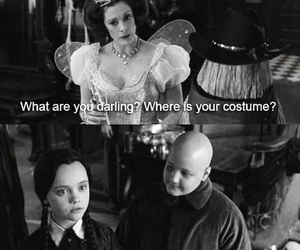 Halloween, quotes, and costume image