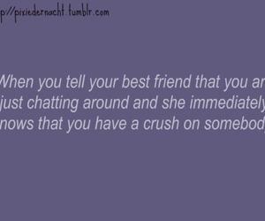 best friend, crush, and post image