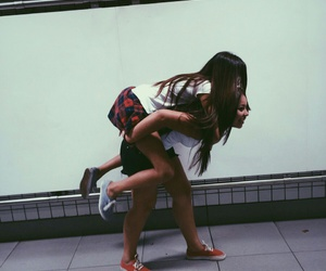 bestfriends, tumblrgirls, and love image