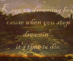 blind melon, Dream, and dreaming image