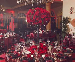 decoration and red image