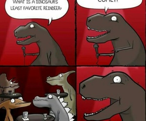 funny, dinosaur, and lol image