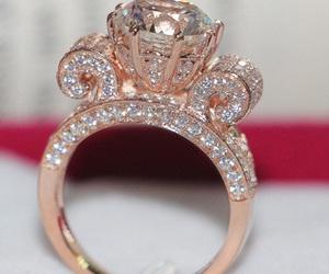 bridal, wedding, and engagement ring image