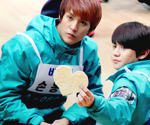 b2st, dongwoon, and son dongwoon image