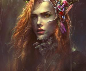 fantasy and magic image