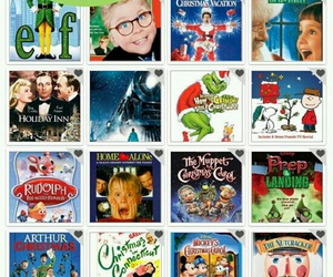 christmas, movie, and christmasmovie image