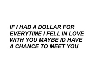 distance, dollar, and meet image
