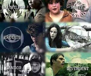 divergent, the maze runner, and maze runner image