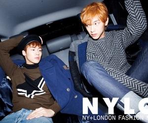 n.flying, jaehyun, and seunghyub image