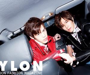 n.flying and kwangjin image