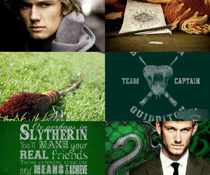 alex pettyfer, slytherin, and scorpius malfoy image