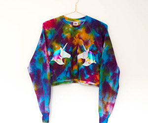 grunge, holographic, and jumper image