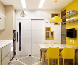 kitchen and yellow image