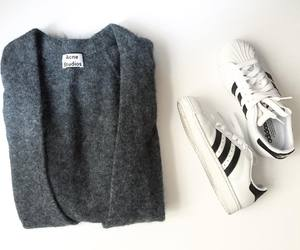 adidas, fashion, and sweater image