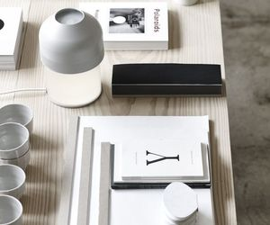 black, minimal, and white image