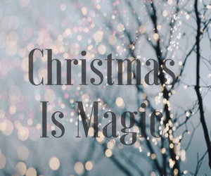 christmas, magic, and december image