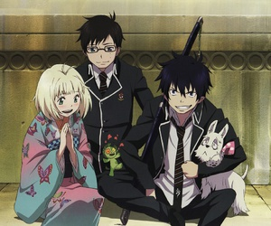 ao no exorcist, anime, and shiemi image