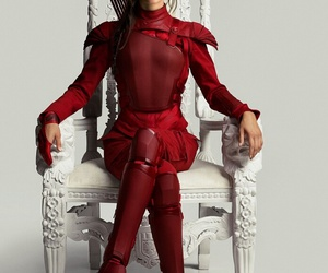 katniss, katniss everdeen, and mockingjay image