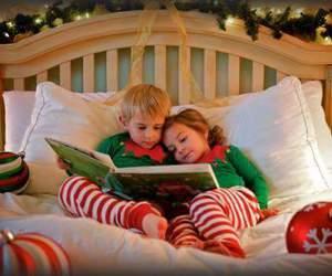 christmas, child, and kids image