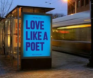 love, poet, and quotes image