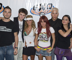 dulce maria, rebelde, and poncho image