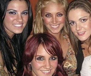 Anahi, dulce maria, and rebelde image