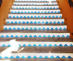 mexico, tiles, and stairs image