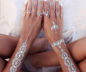 accesories, nails, and beautiful image