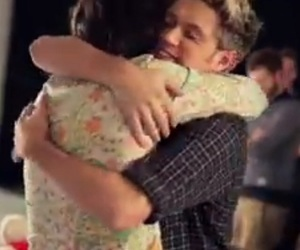 niall horan and Harry Styles image