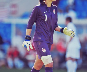 soccer and hope solo image