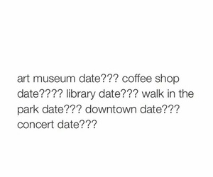 art, coffee, and library image