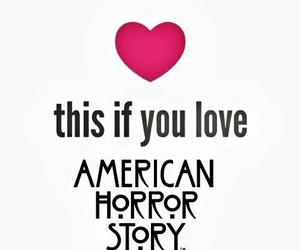 ahs, american horror story, and heart image