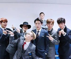 btob and born to beat image