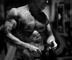 bad boy, stephen james, and Tattoos image