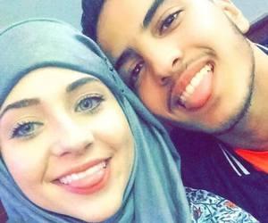 islam, muslim, and hlel image