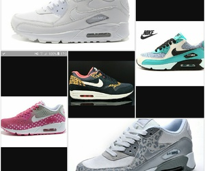 beauty, nike, and airmax image