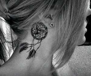 Dream, dreamcatcher, and ear image