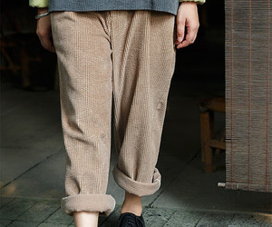 pants, trousers, and loose pants image