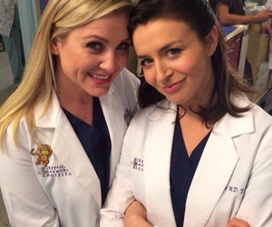 grey's anatomy, amelia, and arizona image