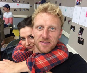 owen hunt, grey's anatomy, and caterina scorsone image