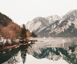mountains and wanderlust image