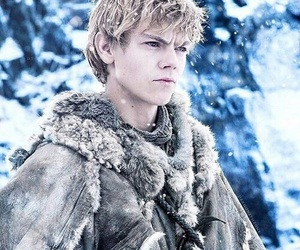 game of thrones, thomas brodie sangster, and jojen reed image