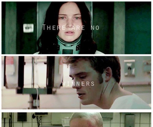 the hunger games and peeta image