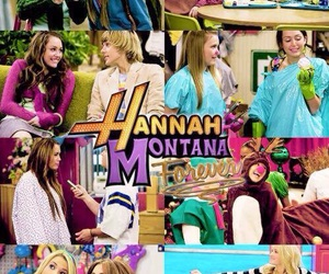 hannah montana, miley cyrus, and childhood image