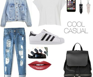 casual, cool, and outfit image
