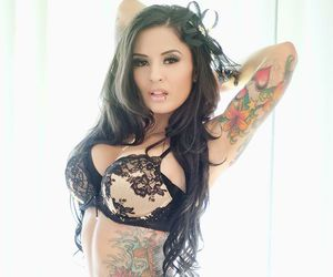 girl, lifestyle, and tattoo image