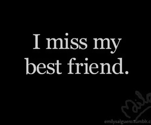 friends, Best, and miss image