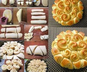 food, diy, and bread image