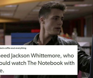 teen wolf and jackson whittemore image