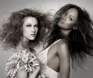 tyra banks, ANTM, and nicole fox image
